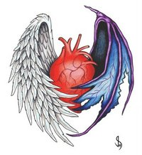 Angel Heart Tatto ample