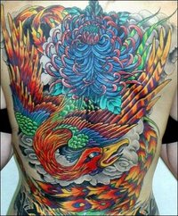 Japanese body Tattoos 29